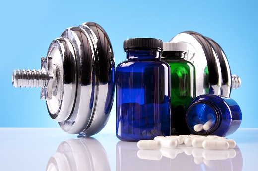 Popular Bodybuilding Supplement Types